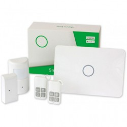 Kit Antifurto Wireless 868MHz GSM HDS100