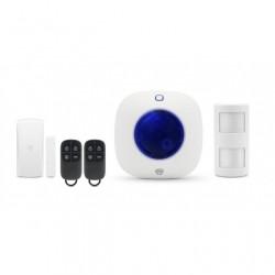 Sistema di allarme con sirena e lampeggiante incorporati CG-105S