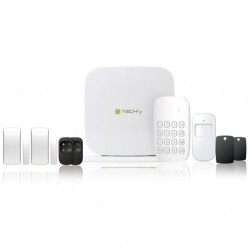 Sistema di allarme Wi-Fi/SMS/GSM wireless TLY ALARM2